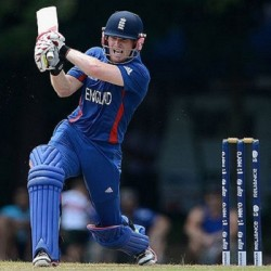 Eoin Morgan Supreme batsman of England