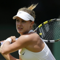 Eugenie Bouchard have a chance to win this match