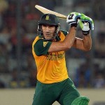 Faf du Plessis Unbeatn 79 off 61 deliveries