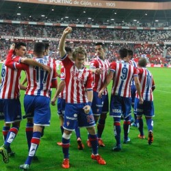 Will Sporting de Gijón be able to claw a place in La Liga next season?