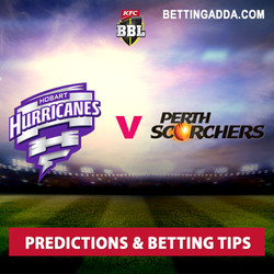 Hobart Hurricanes Perth Scorchers Predictions and Betting Tips