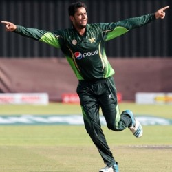 Imad Wasim A fine all rounder in the making
