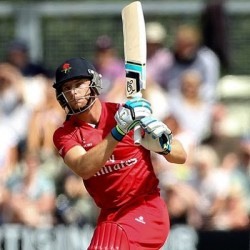 Jos Buttler 71 off 35 mere balls for Lancashire Lightning