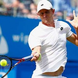 Kevin Anderson Queens Club championship 2015
