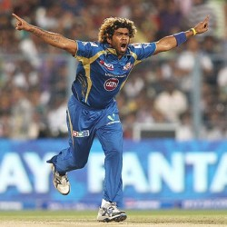 Lasith Malinga Highest wicket taker for MI
