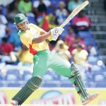 Lendl Simmons Most runs in CPL 2014