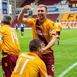 Louis Moult is the toast of Well after famous double at Celtic