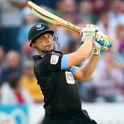 Luke Wright Blasted unbeaten 111 off 56 mere balls for Sussex Sharks