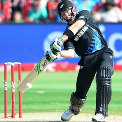Martin Guptill The batsman in form