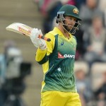 Matthew Wade Excellent batting in the 1st ODI