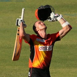 Michael Klinger consistent performer for Perth Scorchers