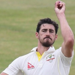 Mitchell Starc Excellent bowling in the Ashes