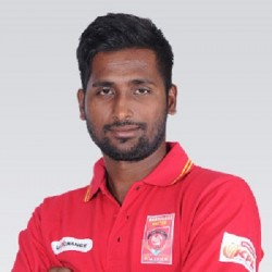 Mitrakant Yadav Highest wicket taker of Mangalore United with 14