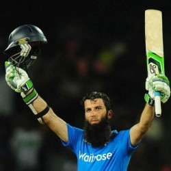 Moeen Ali Emerging all rounder of England