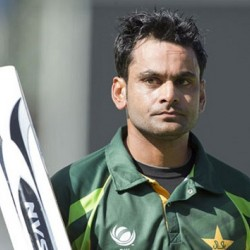 Mohammad Hafeez Backbone of Pakistani batting