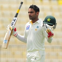 Mohammad Hafeez Superb all round performance