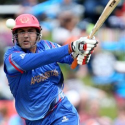 Mohammad Nabi Player of the series vs Zimbabwe