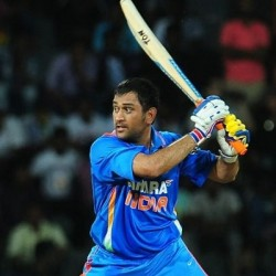 MS Dhoni Match winning unbeaten knock of 92