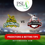 Multan Sultans vs Lahore Qalandars 3rd Match Prediction Betting Tips Preview