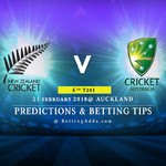 New Zealand vs Australia Final Prediction Betting Tips Preview