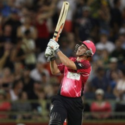 Nic Maddinson Highest run getter for Sydney Sixers in 2014 15