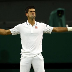 Novak Djokovic is the favorite for the win in this match