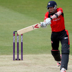 PC Collingwood Durham Jets NatWest T20 Blast