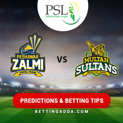 Peshawar Zalmi vs Multan Sultans 1st Match Prediction Betting Tips Preview