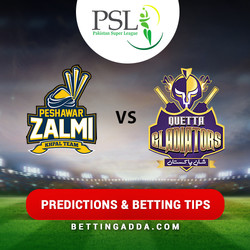 Peshawar Zalmi vs Quetta Gladiators Eliminator 1 Prediction Betting Tips Preview