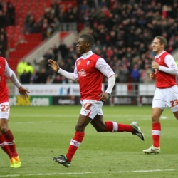 Preston play Rotherham in the playoff first leg