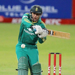 Quinton de Kock A threat for the rival bowlers