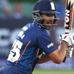 Ravi Bopara Top all rounder of the event