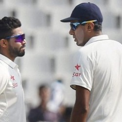 Ravindra Jadeja and Ravichandran Ashwin Unplayable spin duo