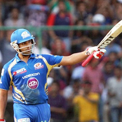 Rohit Sharma 60 in the second T20