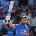 Rohit Sharma Consecutive hundred against Australia