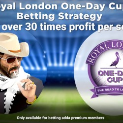 Royal London One Day Cup Betting Strategy