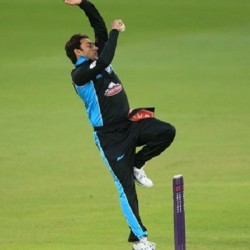Saeed Ajmal Most successful bowler of Worcestershire Rapids