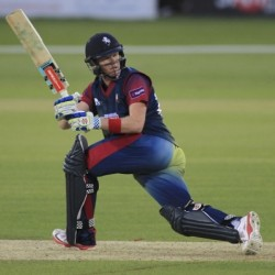 Sam Billings 118 off 89 for Kent in the previous game