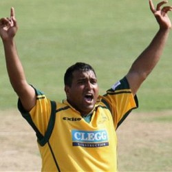 Samit Patel Superb all rounder of Nottinghamshire
