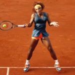 Serena Williams French Open 2015