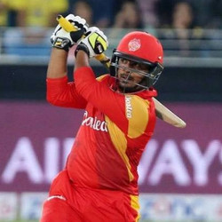 Sharjeel Khan Maiden hindred of the PSL