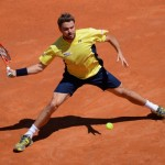 Stan Wawrinka French Open 2015