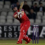 Steven Croft 70 off 39 for Lancashire