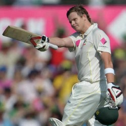 Steven Smith Enjoying an awesome form