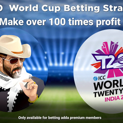 Trading cricket strategies