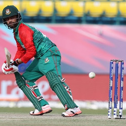 Tamim Iqbal First Bangladeshi to smash a ton in T20s