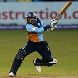 Tillakaratne Dilshan Fine all rounder of Derbyshire Falcons