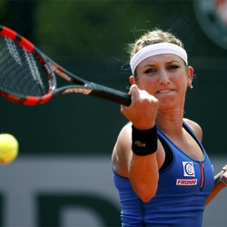 Timea Bacsinszky French Open 2015