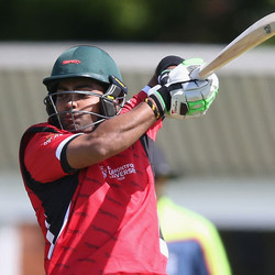Umar Akmal Leicestershire Foxes NatWest T20 Blast