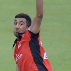 Usman Arshad Most wickets for Durham